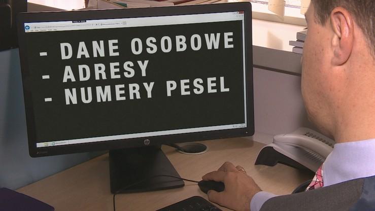 Dane osobowe milionów Polaków wyciekły z bazy PESEL