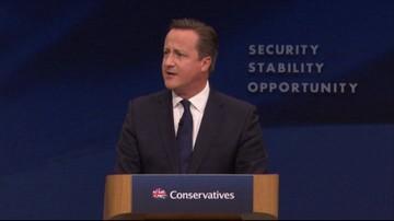 W. Brytania: zwycięstwo PiS może pomóc Cameronowi