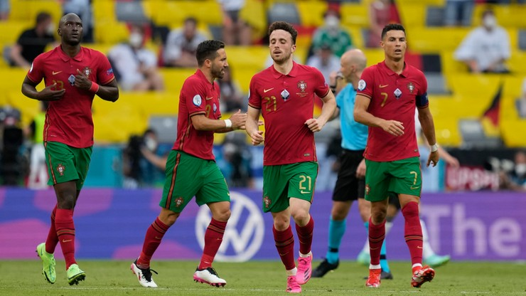 Euro 2020. Portugalskie media: Sytuacja obrońców tytułu stała się krytyczna