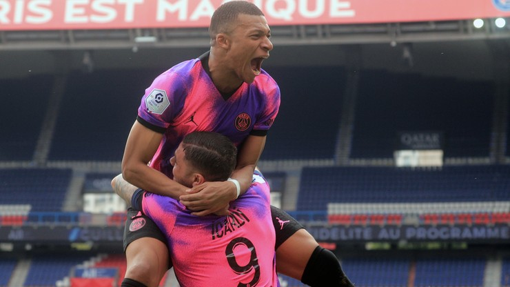 Ligue 1: Dwa gole Kyliana Mbappe. Pewne zwycięstwo PSG
