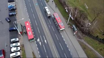 Ruszył proces kierowcy, który najechał na nogę wysiadającej pasażerki. Kobieta zmarła