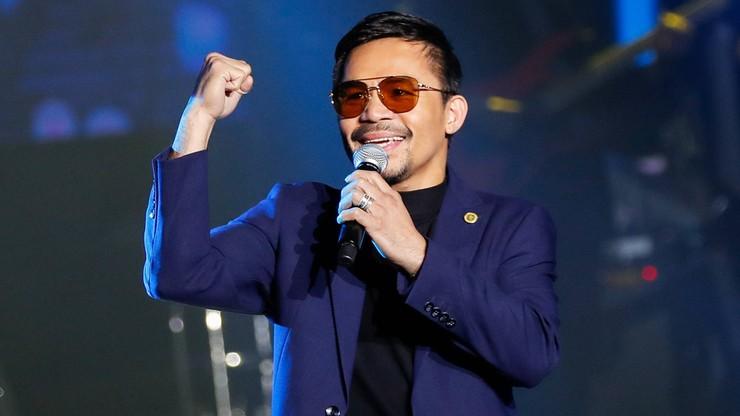 Stało się! Manny Pacquiao wraca na ring
