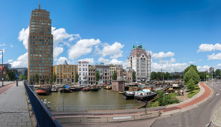 Burmistrz Rotterdamu: nawet kanały Rotterdamu są dla niektórych lepsze niż ulice Warszawy