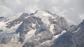 Jedyny wielki lodowiec w Dolomitach może zniknąć za 25-30 lat
