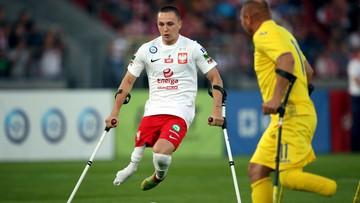 ME w AMP futbolu: Polska pokonała Ukrainę w meczu otwarcia