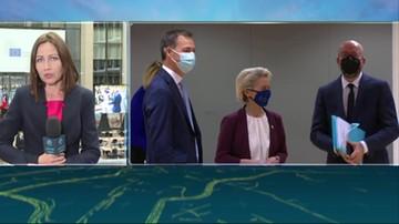 Korespondentka Polsat News o szczycie w Brukseli