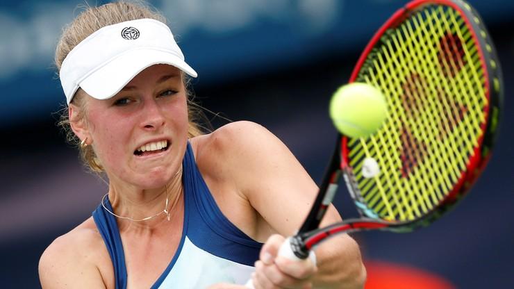 WTA w Nottingham: Porażka Fręch w pierwszej rundzie