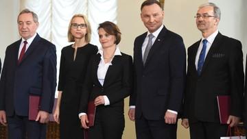 Nowi ministrowie w rządzie Morawieckiego. Zobacz kim są
