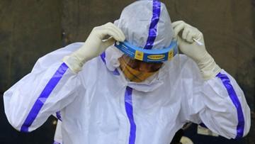 Lekarz ukarany za swoje poglądy ws. pandemii koronawirusa
