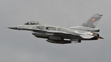 Portugalskie myśliwce F-16 udaremniły tajną operację Rosjan na Półwyspie Iberyjskim