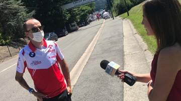 Robert Kubica znów w Formule 1