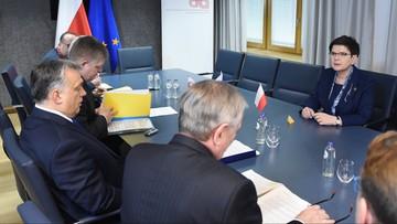 Fico o szacunku dla premier Szydło i powodach głosowania na Tuska
