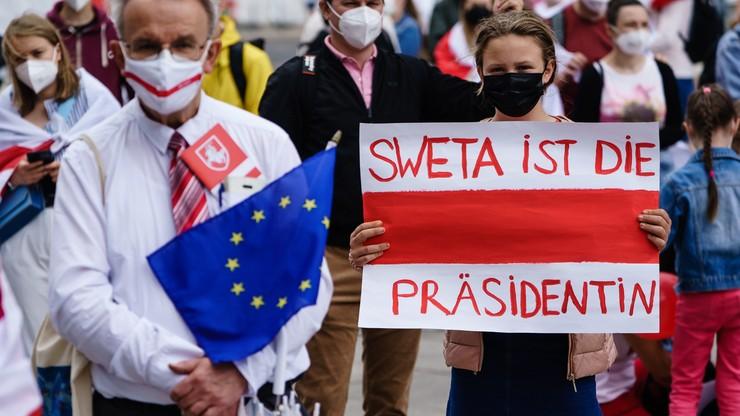 Unijne sankcje na Białoruś. Jest zgoda ambasadorów. Lista osób