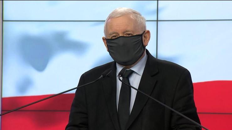 Jarosław Kaczyński: poseł Arkadiusz Czartoryski wraca do klubu PiS
