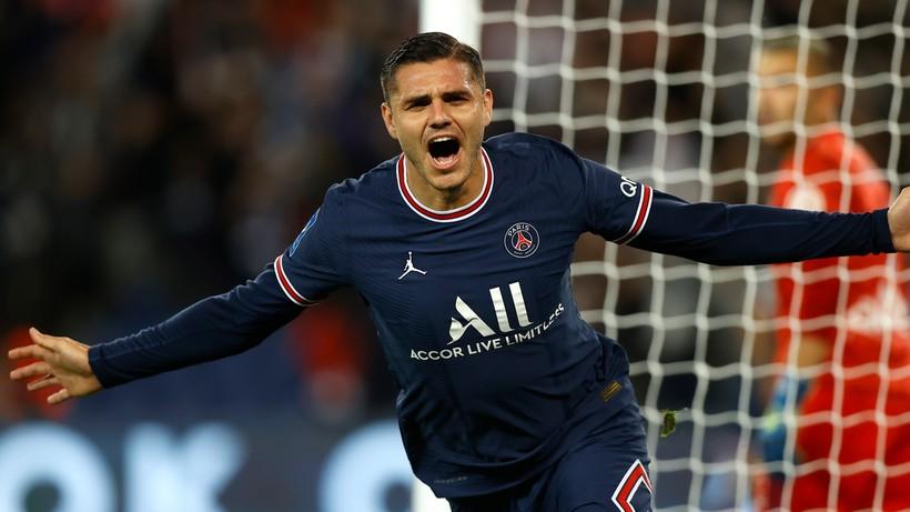 Ligue 1: PSG wymęczyło zwycięstwo z Lyonem. Icardi bohaterem