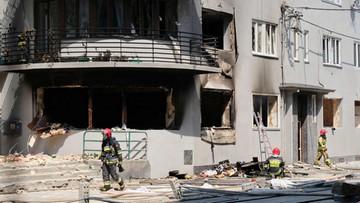 Eksplozja w Bytomiu. Kobieta szła ulicą, kiedy nastąpił wybuch. Ciężko poparzona trafiła do szpitala