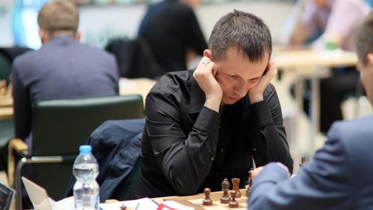 Szachowe Grand Prix FIDE: Wojtaszek wysoko w klasyfikacji ogólnej