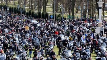 10 tysięcy motocyklistów pod Jasną Górą. Nie wszyscy pamiętali o restrykcjach