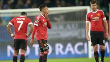 """Wolfsburg pokonał Manchester. """"Czerwone Diabły"""" za burtą Ligi Mistrzów"""
