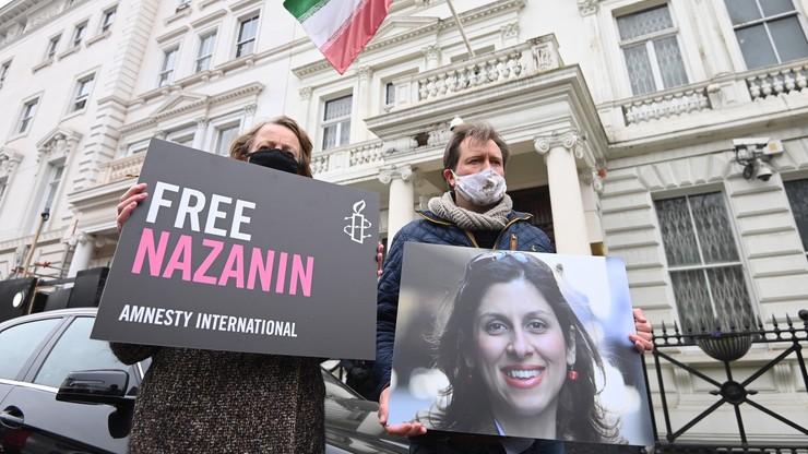 Iran. Więziona od 2016 r. Brytyjka znowu stanęła przed sądem