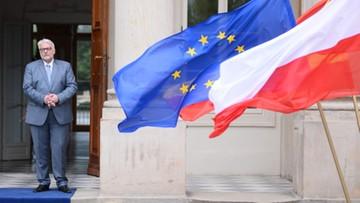 Waszczykowski: wizyta Trumpa w Polsce to wyraz ścisłych transatlantyckich więzów
