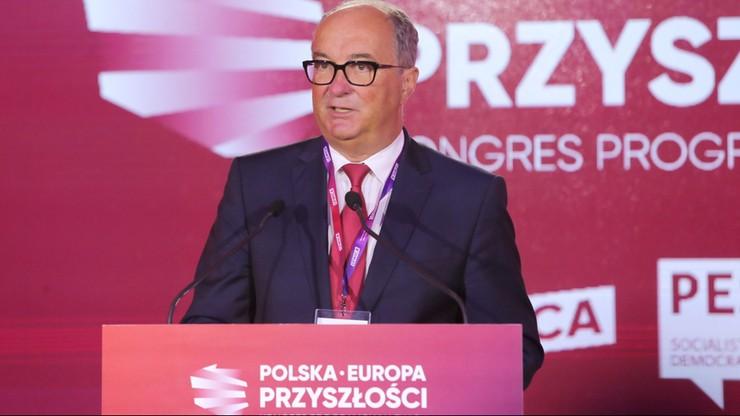 Czarzasty do Kaczyńskiego: panie prezesie, ograli pana młodsi koledzy