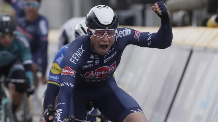 Dookoła Turcji: Jasper Philipsen wygrał szósty etap. Stanisław Aniołkowski w czołówce