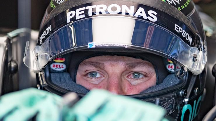Formuła 1: Rosberg najlepszy w obu sesjach treningowych