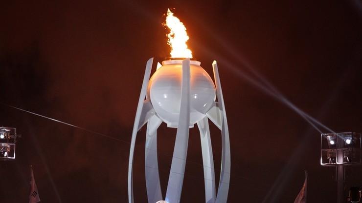 W Pjongczangu zapłonął znicz igrzysk