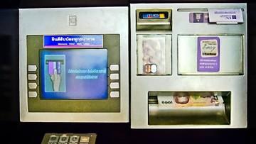 Miał wysadzić bankomat w Bangkoku i ukraść 33 tys. zł. Polak został zatrzymany