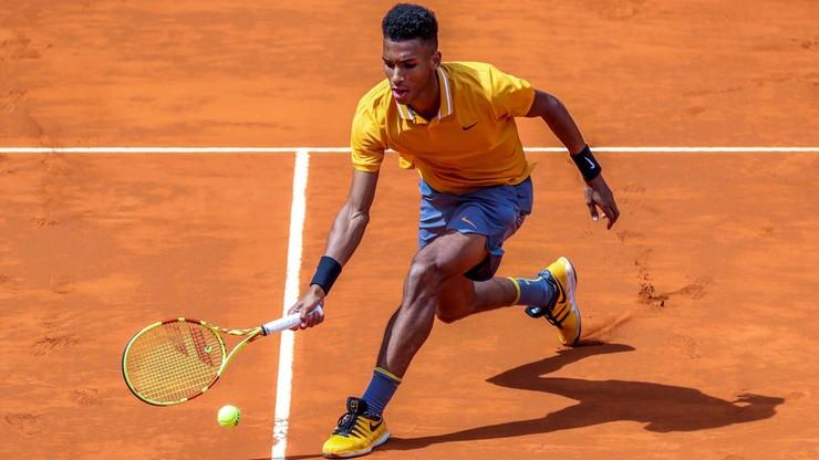 ATP w Lyonie: Auger-Aliassime przed szansą na pierwszy tytuł