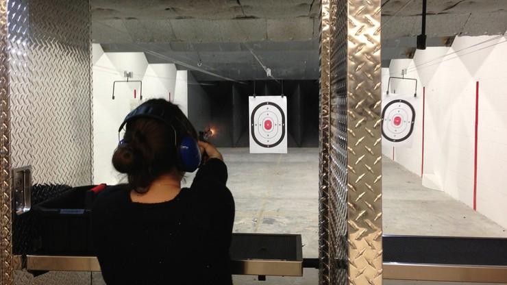 Klient miał zastrzelić właścicielkę strzelnicy i celować do jej męża