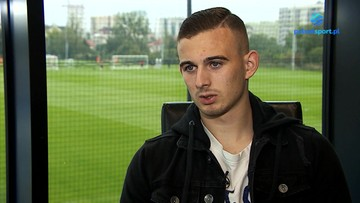 Cafe Futbol: Rozmowa z Kacprem Kozłowskim