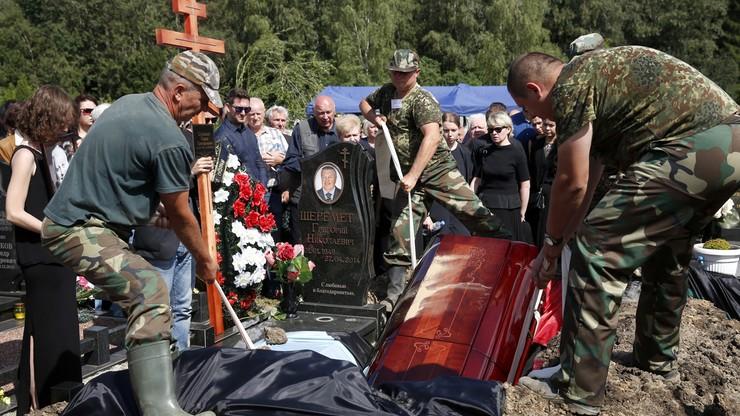 Paweł Szeremet został pochowany w Mińsku
