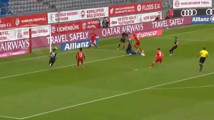 Bundesliga: Gol Lewandowskiego w meczu z Fortuną (WIDEO)