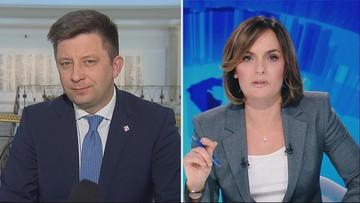 Dworczyk: PiS powinno mieć dwóch wicemarszałków Senatu