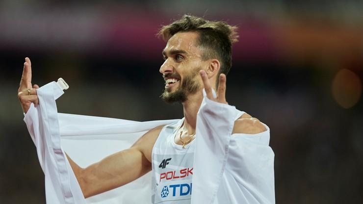 Mityng w Madrycie: Zwycięstwo Kszczota w biegu na 800 m