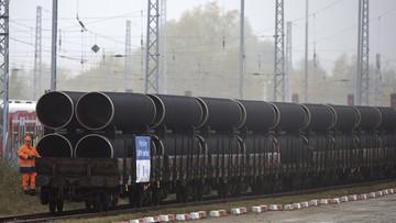 """""""Kommiersant"""": Gazprom wykupił moce w celu dostaw przez Nord Stream 2"""