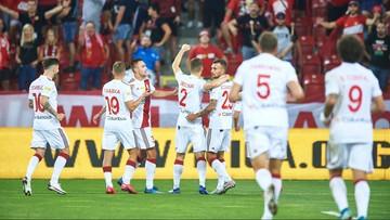 Fortuna 1 Liga: Widzew Łódź - ŁKS Łódź 0:2. Skrót meczu (WIDEO)