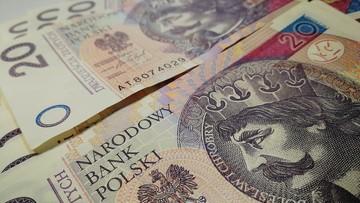 Niszczył banknoty i wymieniał w NBP. 8 lat więzienia za wyłudzenie 110 tys. zł