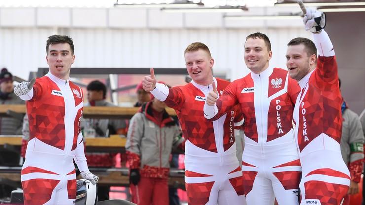 Polscy bobsleiści jak nasze siatkarki. Rozpoczęli przygotowania do sezonu w Spale