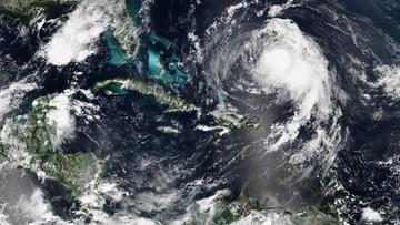 Burza tropikalna Jose nad Atlantykiem przekształciła się w huragan
