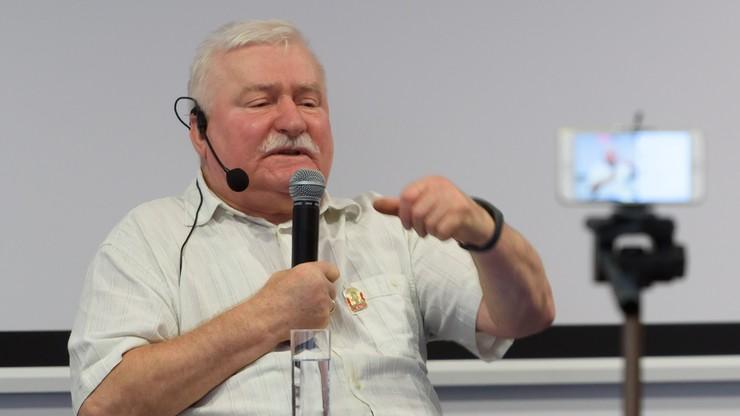 Wałęsa: opozycja może i musi się porozumieć