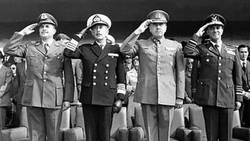 Zatrzymano pułkownika dyktatury Augusto Pinocheta. Poszukiwany ukrywał się w Argentynie