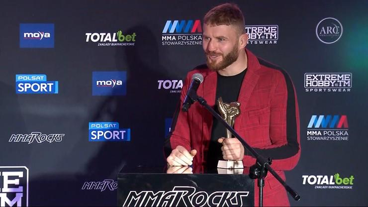 Heraklesy polskiego MMA 2019 rozdane! Hat-trick Błachowicza