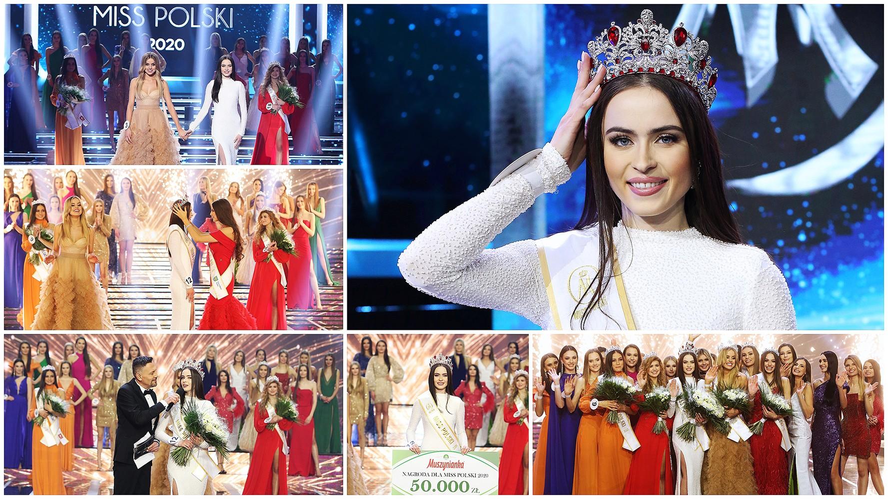 Miss Polski 2020: Mamy nową królową! Jak przebiegał finał?