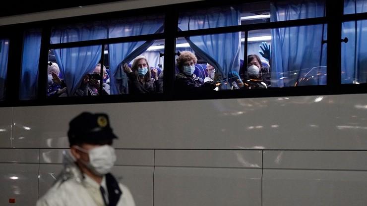 Japonia: 99 kolejnych zakażonych koronawirusem na Diamond Princess