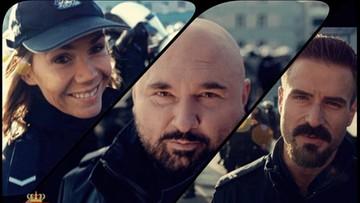 """""""Pitbull"""" - wersja policyjna. Bołądź, Stramowski i Vega zachęcają do podjęcia służby"""