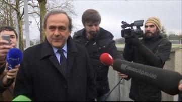 Afera FIFA: Platini odwołał się do Sportowego Trybunału Arbitrażowego
