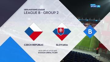 Czechy – Słowacja 2:0. Skrót meczu